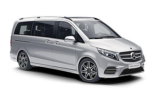 Mercedes-Benz V 250. CLICK AICI PENTRU DETALII